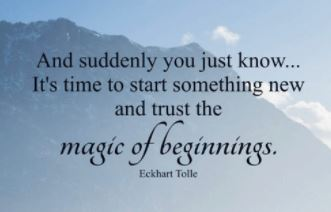 magic of beginnings